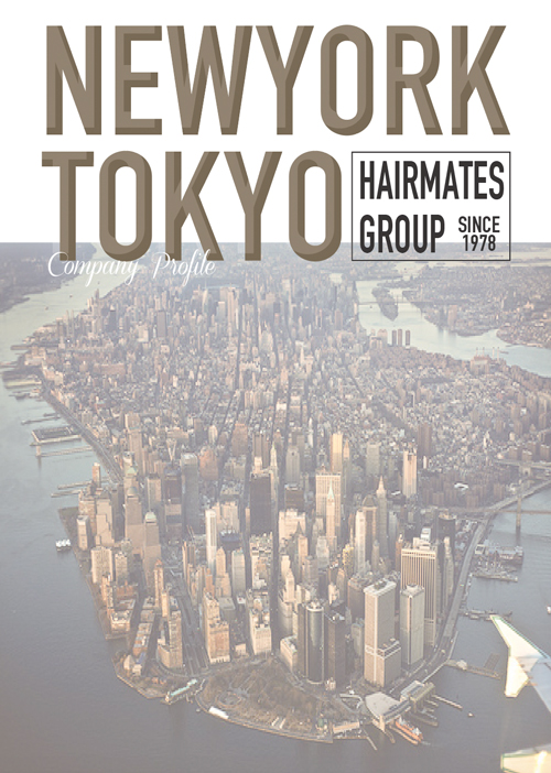 2016 HairMates Group Company Profile Cover